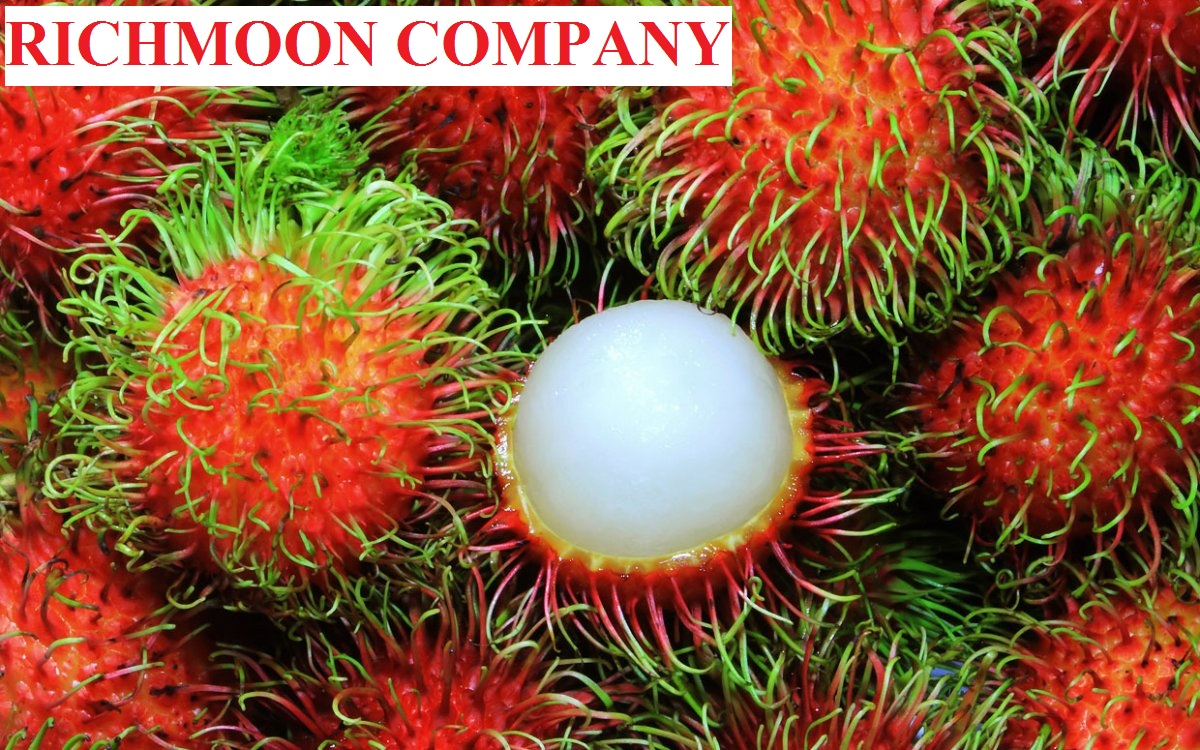 Rambutant Fruit